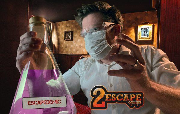 product Escapedemic online escape room