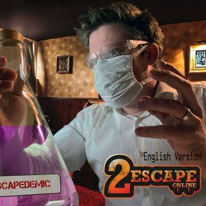 product Escapedemic English online escape room